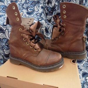 Doc Marten Womens Boots